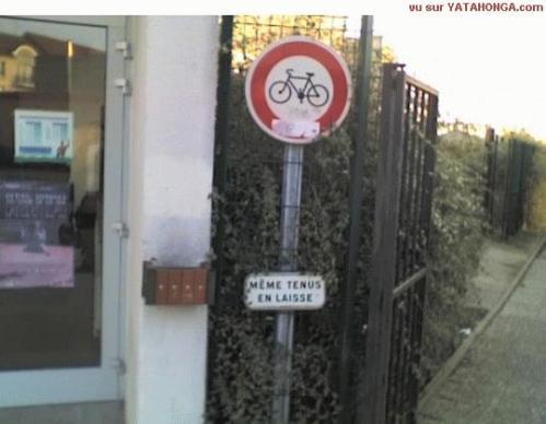 vélo + à La source