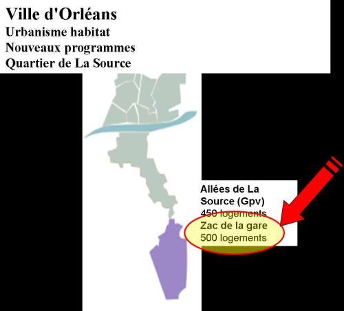 Nouveau programme Orléans