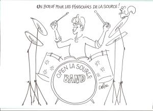 Openlasource band