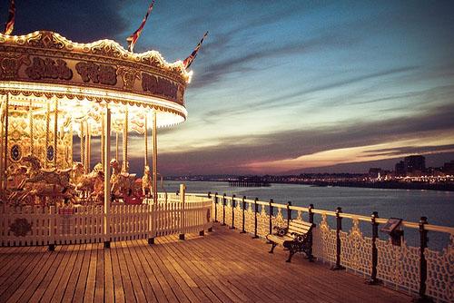 Bonne Mardi Carousel